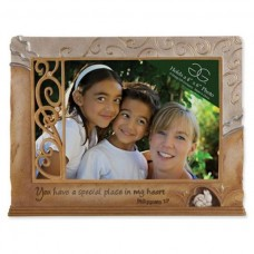 In My Heart Photo Frame