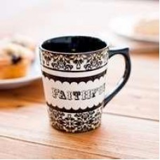 Faithful - Christian Mug