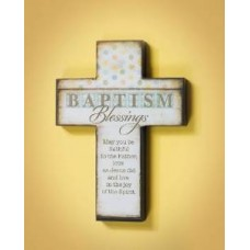 Baptism Blessings Cross