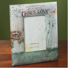 God's Love Photo Frame