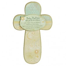 Baby Bedtime Blessings Cross