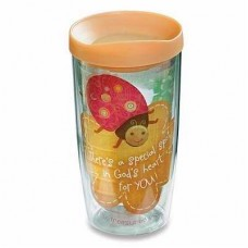 """Special Spot in God's Heart"" Ladybug Tumbler"