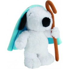 Peanuts Snoopy Christmas Plush Shepherd
