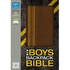 NIV BOYS BIB NPKG BKPCK